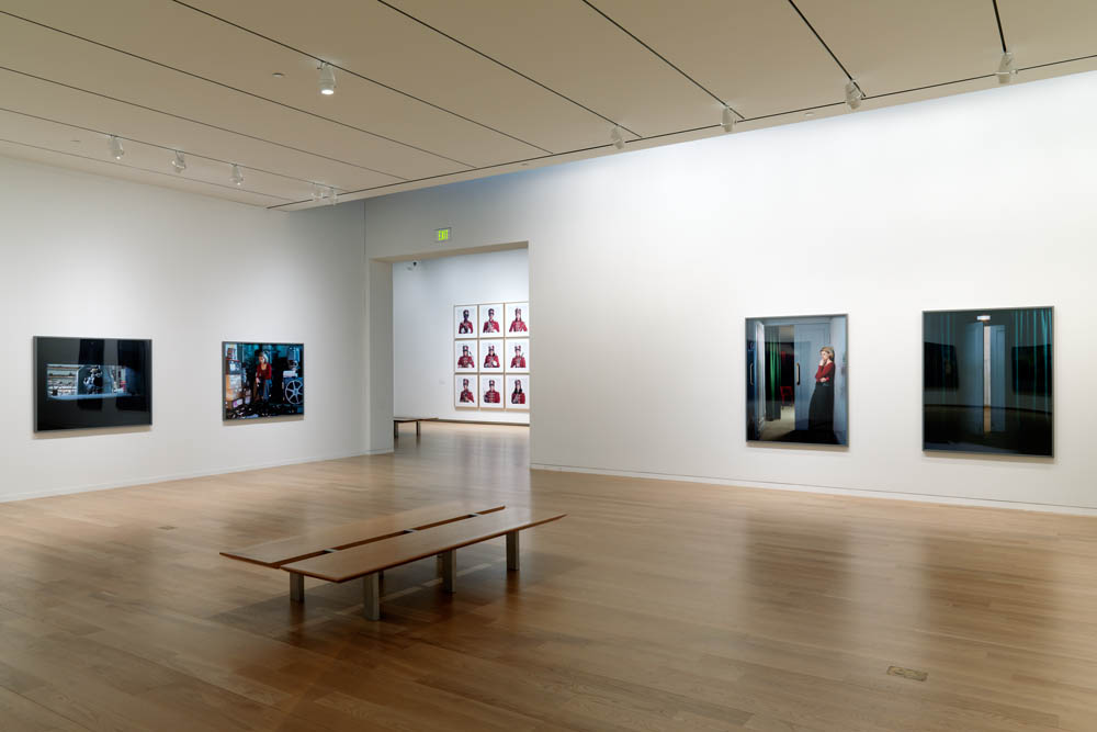 Installation view, Modern Art Museum of Fort Worth.