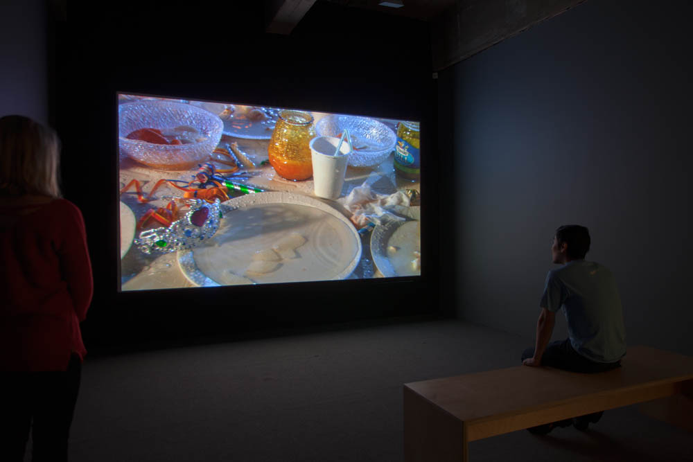 Installation view, Tanya Bonakdar Gallery, New York. Courtesy the Artists, Tanya Bonakdar Gallery, New York, Vera Munro Gallery, Hamburg and Lora Reynolds Gallery, Austin.