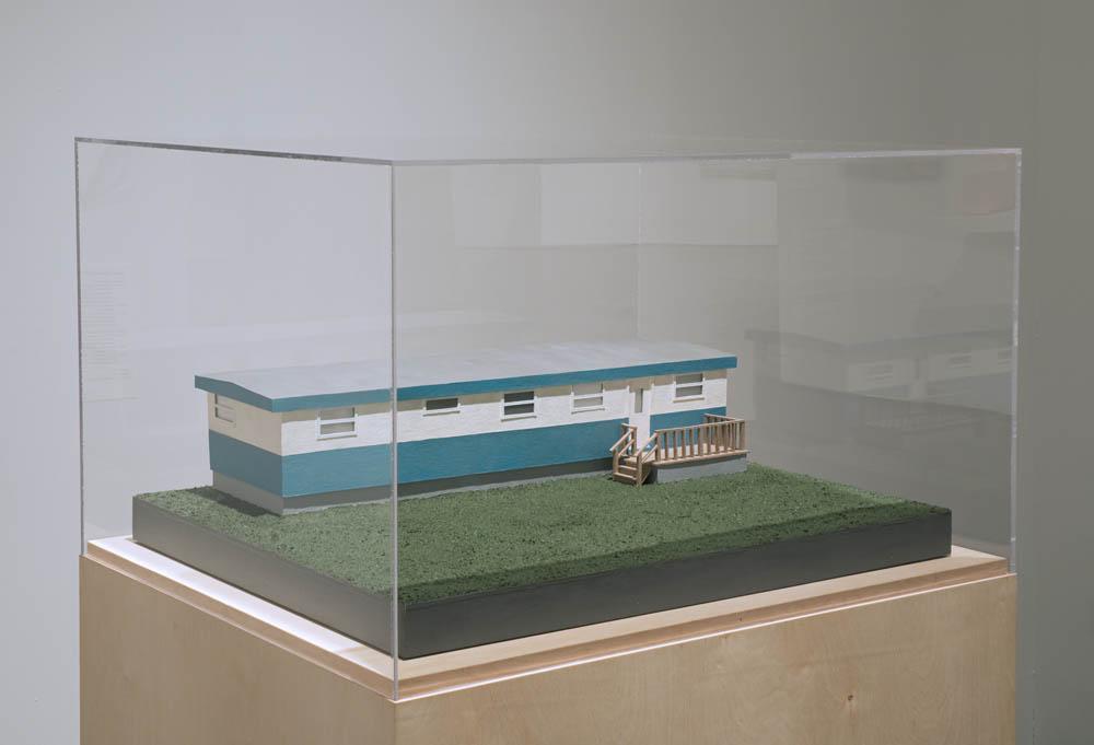Installation view, Blanton Museum, Austin.