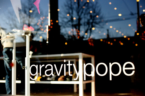 Gravity Pope