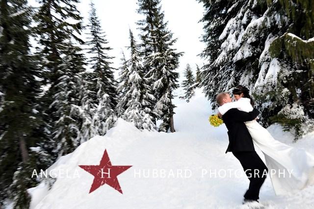Grouse Mountain wedding photographer Angela Hubbard Photography
