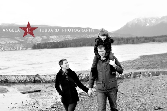 Vancouver family photography Angela Hubbard Photographers
