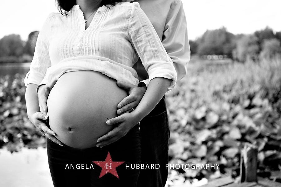 Vancouver maternity and newborn photographer Angela Hubbard photography