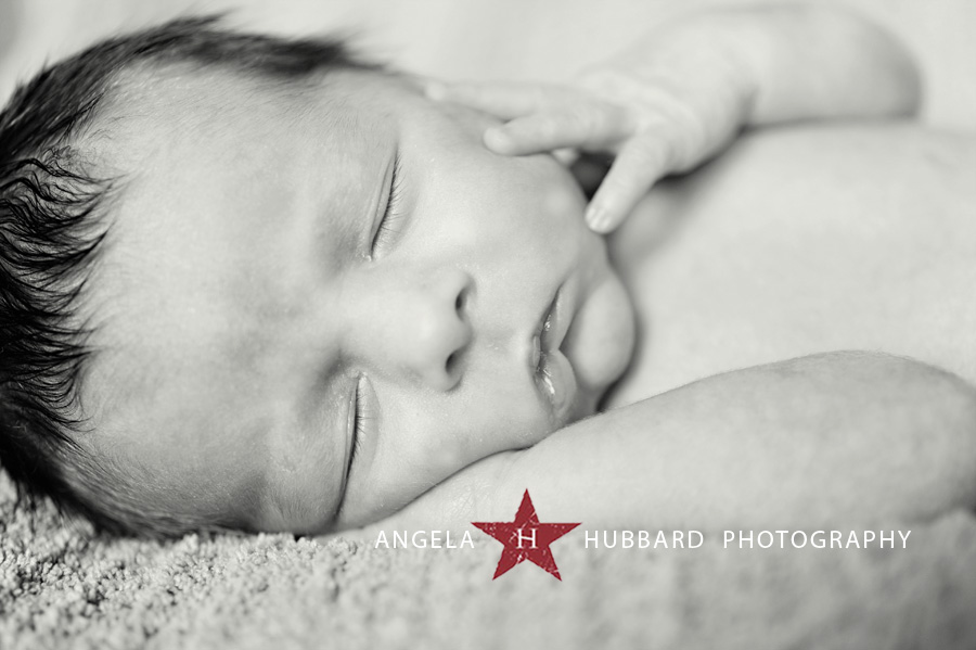 Vancouver newborn photographer Angela Hubbard Photography