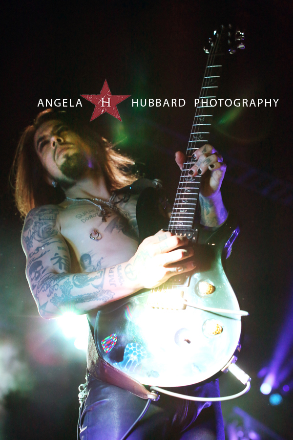 Vancouver rocknroll photographer Angela Hubbard Photography