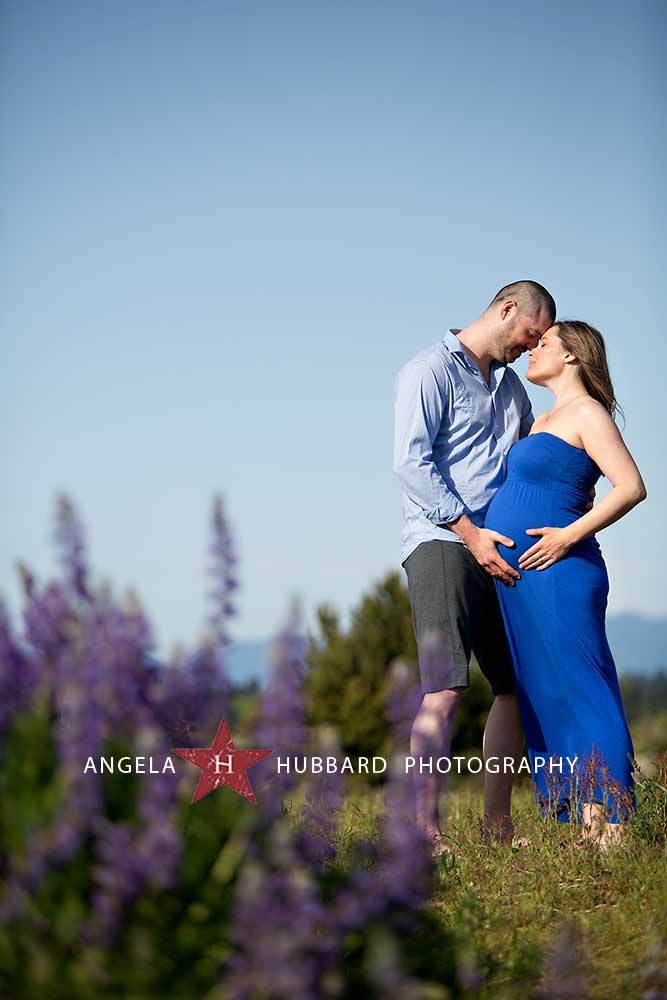 Vancouver maternity photographer Angela Hubbard photography