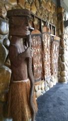 Rimba Hotel entrance