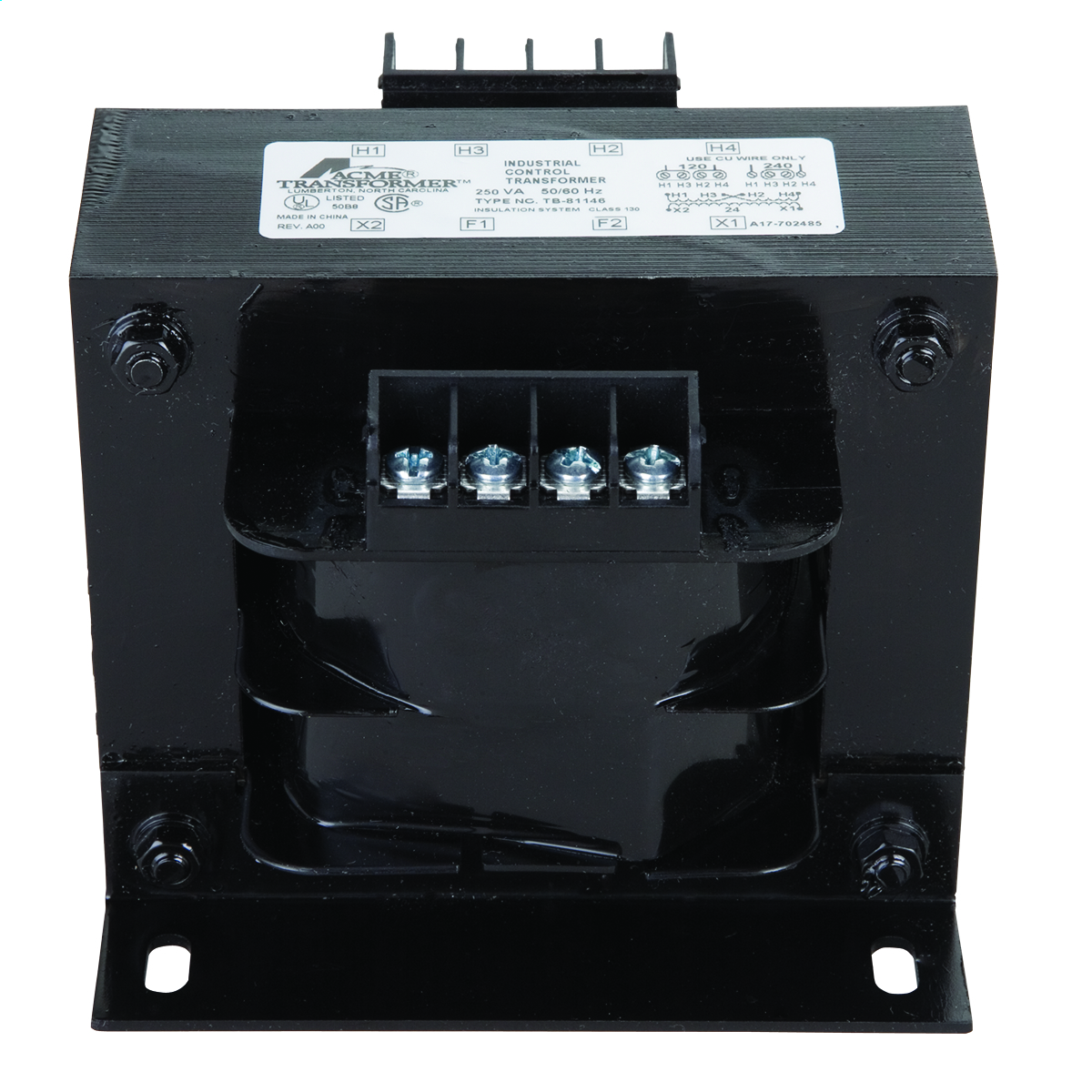 hight resolution of xfmtb181143 30526 industrial control transformers new 12 24 volt units single