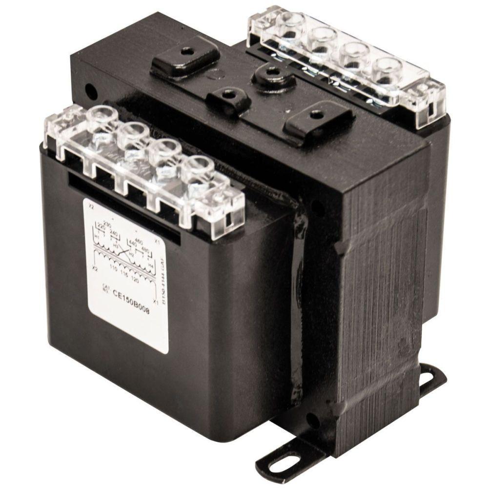 medium resolution of ce350b009 industrial control tranformer power quality single phase transformer wiring connections control transformer wiring diagram 230