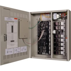 Cx Lighting Control Panel Wiring Diagram Three Phase Motor Contactor Panels 4 8 16 And 24 Relays Brand Hubbell By Solutions Collection Name Commercial System