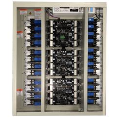 Cx Lighting Control Panel Wiring Diagram Whelen Edge 9000 Panels 4 8 16 And 24 Relays Brand Hubbell Commercial System Hcs Cx24 Interior Prodimage