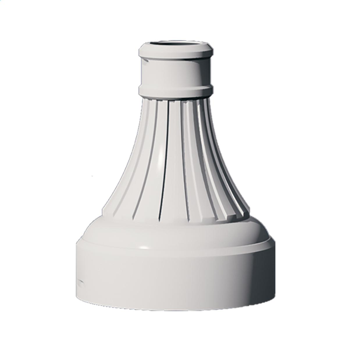 Traditional Base Cover  Kim Lighting