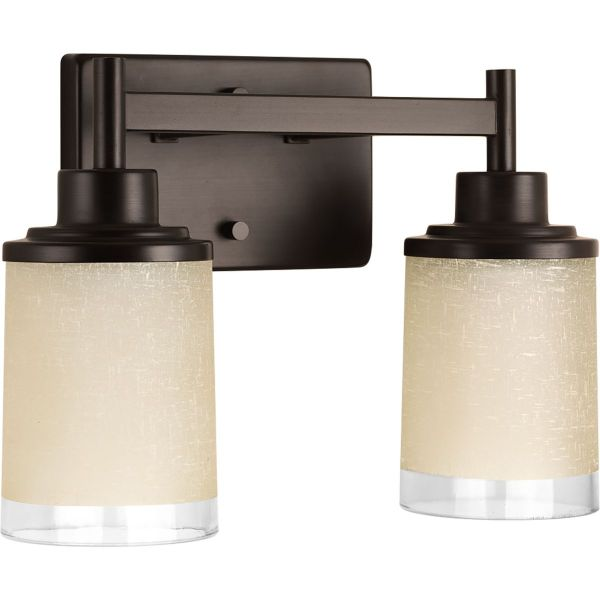 Alexa Collection Two-light Bath & Vanity P2977-20
