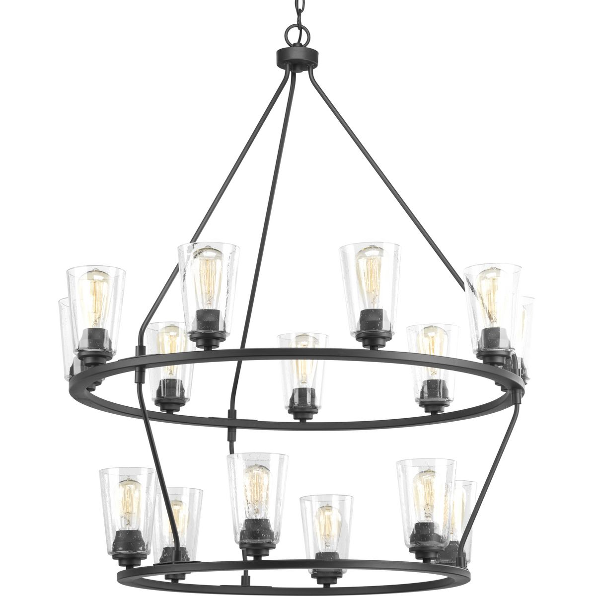 Debut Collection Fifteen Light Chandelier