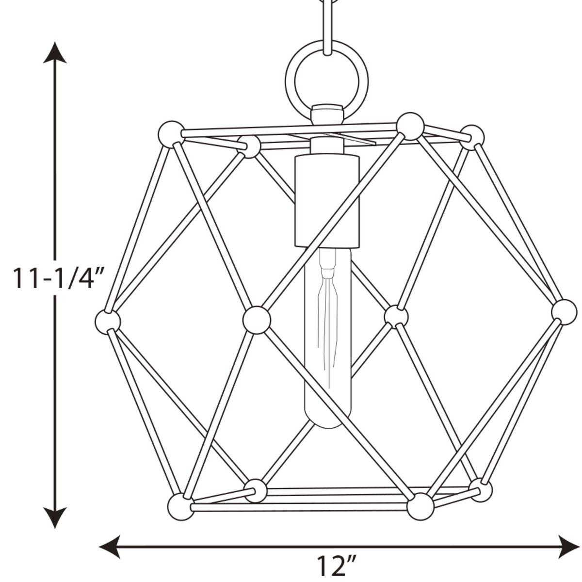 Spatial Collection Mini Pendant