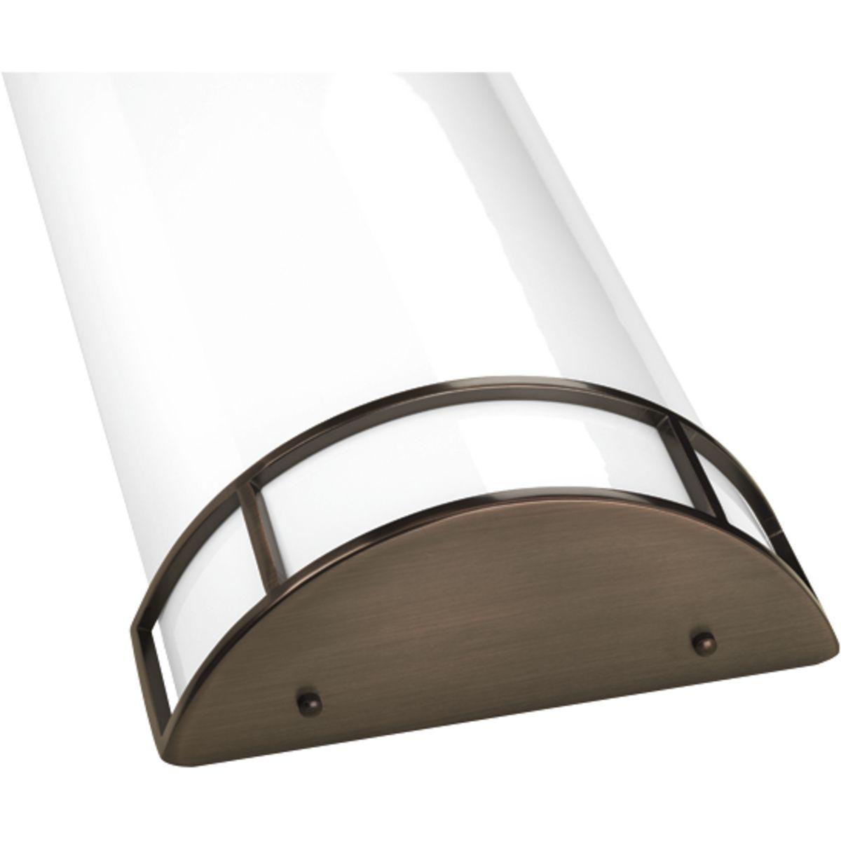 48 linear led linear flush mount