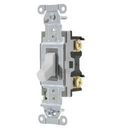 hubcs115ow switch spec sp 15a 120 277v ow cs115ow  [ 1200 x 1200 Pixel ]