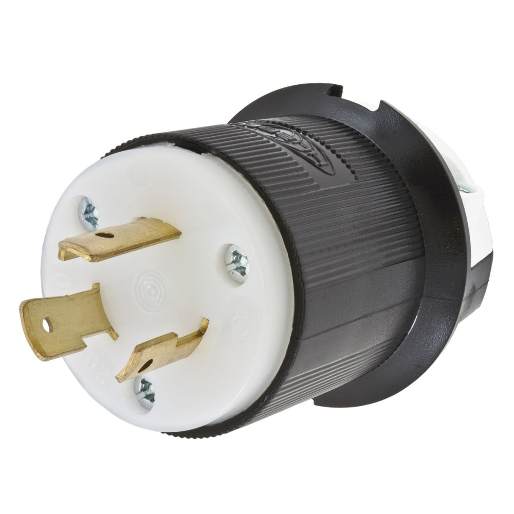 medium resolution of hubhbl2321 lkg plug 20a 250v l6 20p b w hbl2321