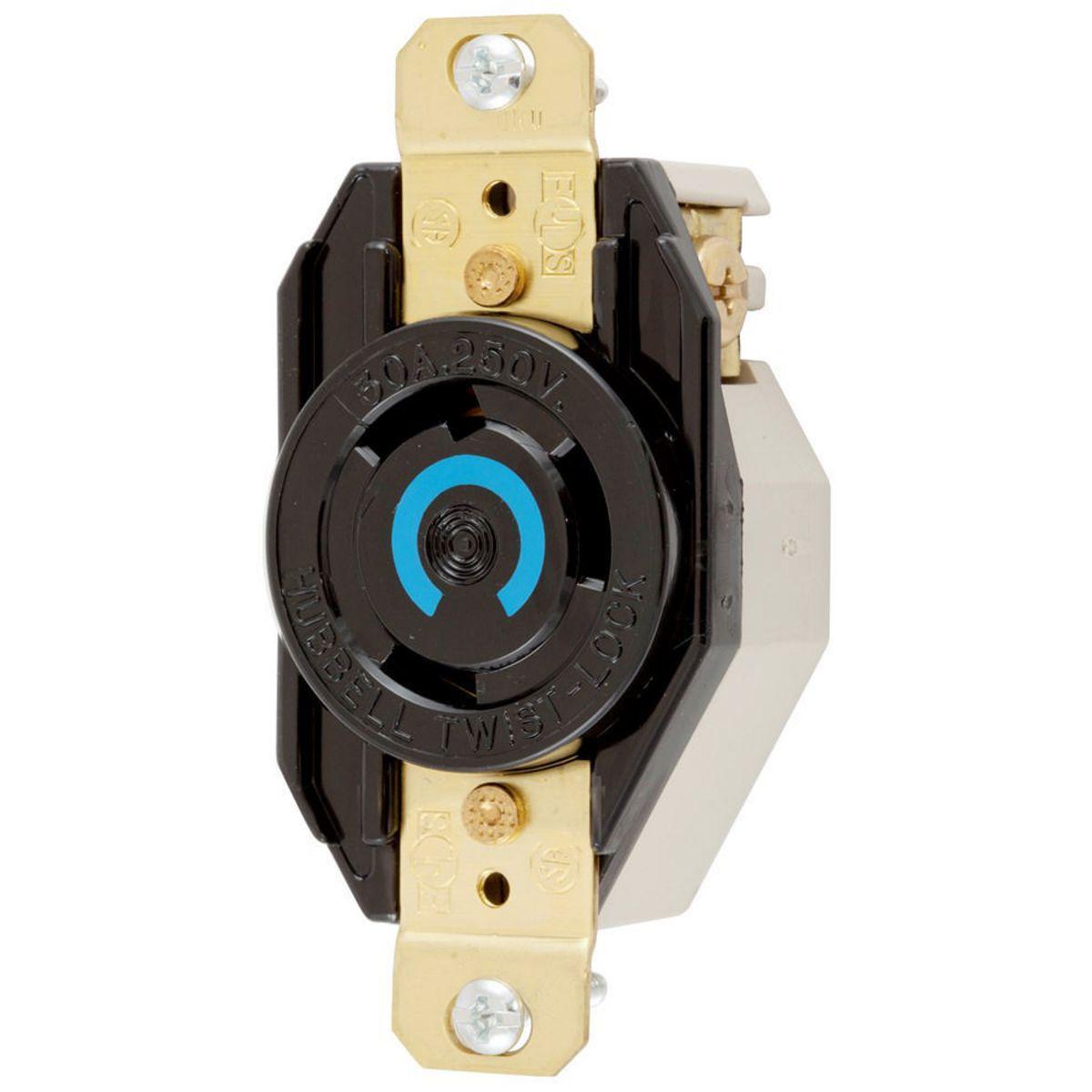 30 Rv Receptacle Wiring Diagram Further 30a Twist Lock Plug Wiring