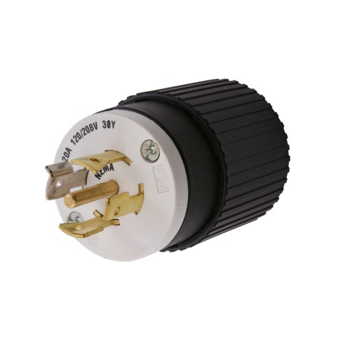 small resolution of hubl2230p lkg plug 30a 277 480v l22 30p l2230p hubbell