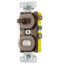 rc109 wiring device kellems wiring systems rc109 tradeselect single pole combination toggle switch [ 1200 x 1200 Pixel ]