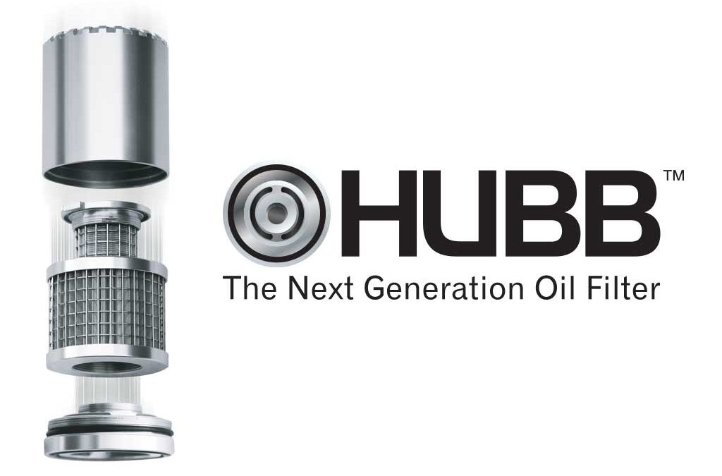HUBB Introduces Breakthrough Oil Filter that Provides