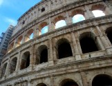 Colosseum, Rome. It's like it was built by and for a race of GIANTS.