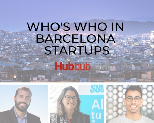 Who's who in the Barcelona startup scene