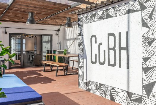 Cobuilder hub: coworking spaces near me in Barcelona