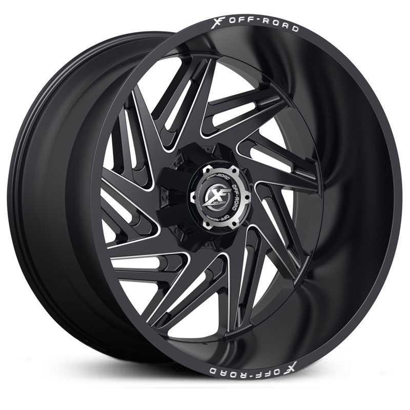 XF Offroad XF208 Wheels  Rims