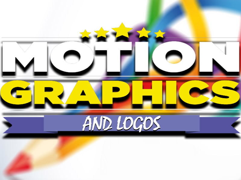 Hub City Production Simple Motion Graphics/Logos