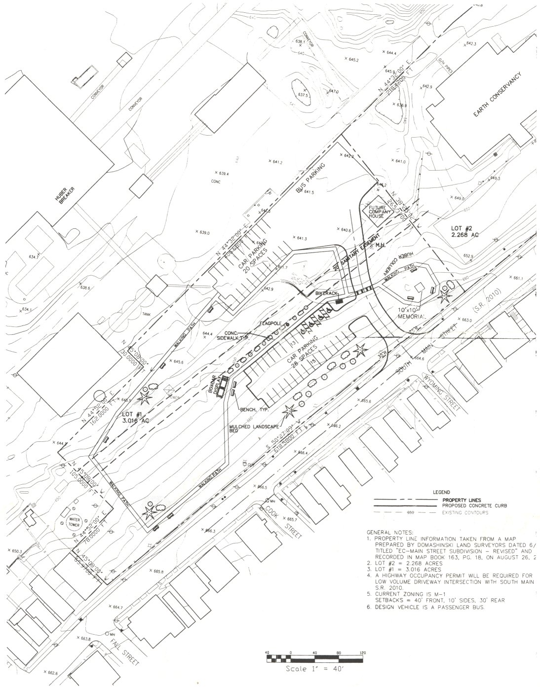 Huber Park Schematic Revision 2 Huberbreaker