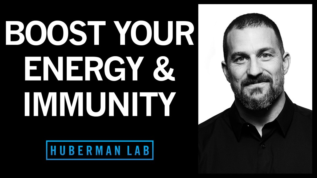 Huberman Lab Podcast Episode 18 Featured Image