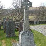 Bild von einem Hochkreuz