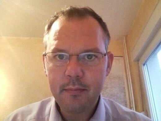 Ich, Anfang November zum beginn des #Movember