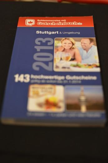 Gutscheinbuch