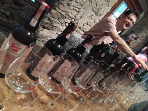 Biere von Stiegl auf dem CastleCamp 2015