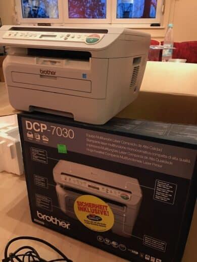 Laserdrucker Brother DCP 7030