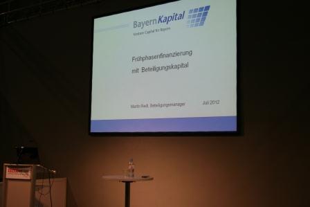 START-Messe 2012 Nürnberg Vorträge