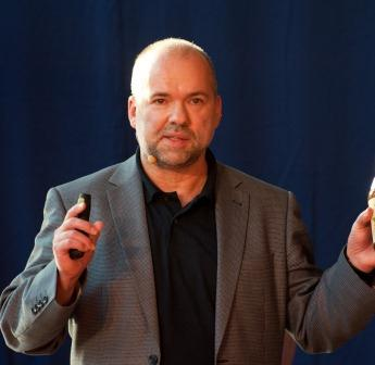 Fachvortrag Empfehlungsmarketing bei der Franchise-Messe in Wien