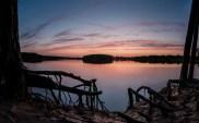 Zachód słońca nad Wielkopolską