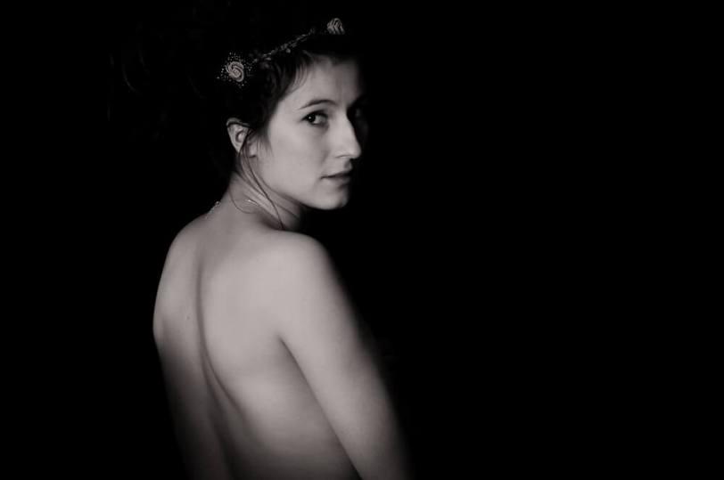 Sesja zdjęciowa - modelka: Agnieszka