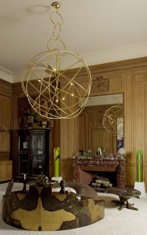 Lustre Astrolabe