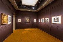"""Exposition """"Rembrandt intime"""""""