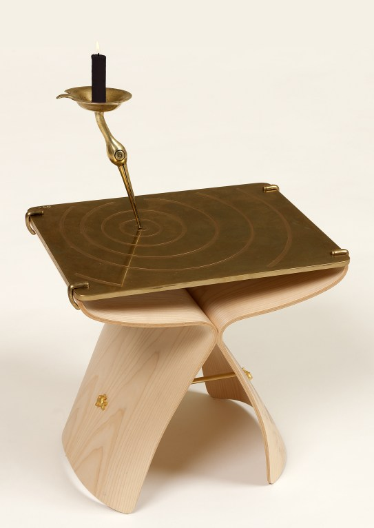 Butterfly Stool by Hubert le Gall
