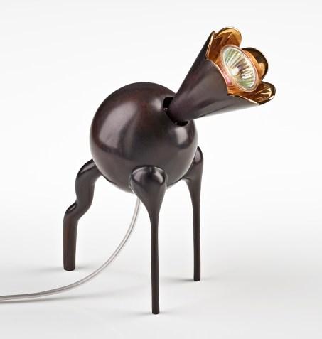 Lampe Odette l'autruche