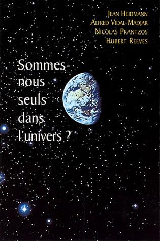 Sommes Nous Seuls Dans L Univers : sommes, seuls, univers, Livre, Sommes-nous, Seuls, L'univers
