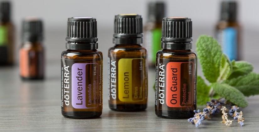 dôTerra – ätherische Öle