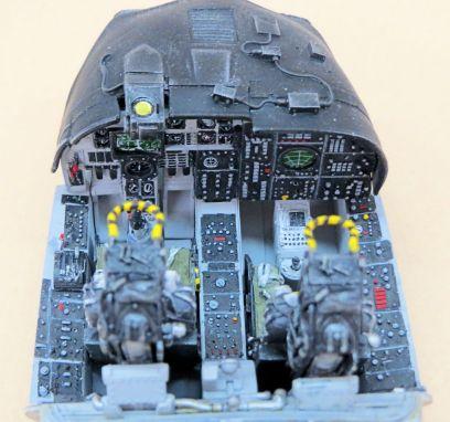 intruder cockpit