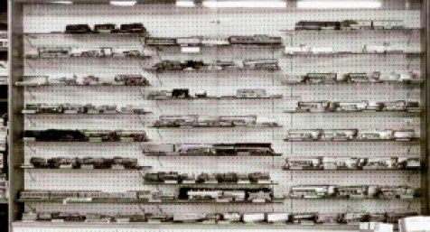 model train brass engines